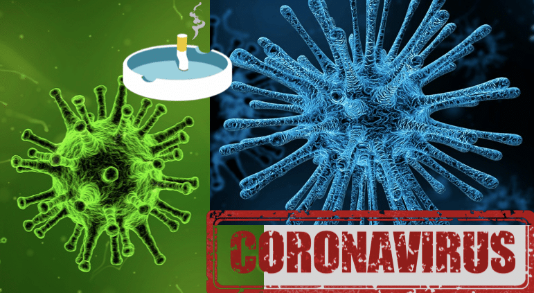Are smokers more susceptible to coronavirus and flu?