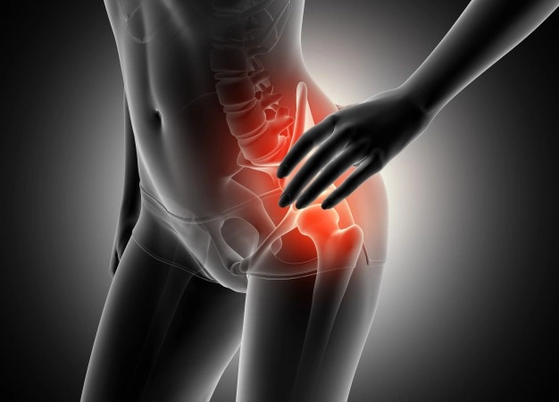 What are the signs of a hip problem?
